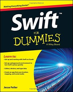 Swift For Dummies (Paperback)-cover