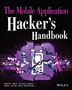 The Mobile Application Hacker's Handbook (Paperback)-cover