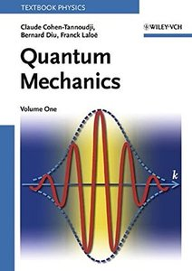 Quantum Mechanics (2 vol. set) (Paperback)-cover