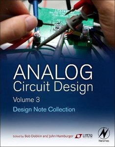 Analog Circuit Design Volume 3: Design Note Collection (Hardcover)-cover
