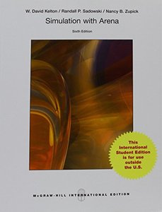 Simulation with Arena, 6/e (IE-Paperback)-cover