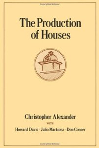 The Production of Houses (Hardcover)-cover