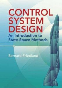 Control System Design: An Introduction to State-Space Methods (Paperback)-cover