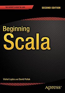 Beginning Scala, 2/e (Paperback)-cover