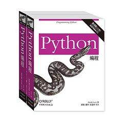 Python 編程 (第4版上、下, 涵蓋 Python 3.x)-cover