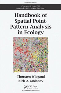 Handbook of Spatial Point-Pattern Analysis in Ecology (Chapman & Hall/CRC Applied Environmental Statistics)-cover