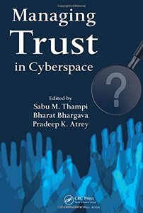Managing Trust in Cyberspace-cover