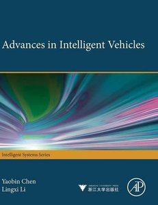 Advances in Intelligent Vehicles (Intelligent Systems)-cover