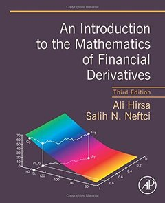 An Introduction to the Mathematics of Financial Derivatives, 3/e(Hardcover)-cover