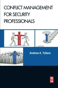 Conflict Management for Security Professionals-cover