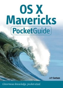 OS X Mavericks Pocket Guide (Peachpit Pocket Guide)-cover