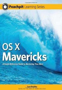 OS X Mavericks: Peachpit Learning Series-cover