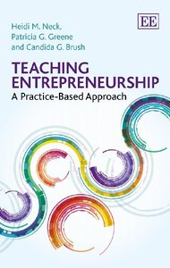 Teaching Entrepreneurship: A Practice-Based Approach (Paperback)-cover