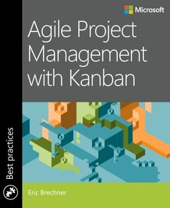 Agile Project Management with Kanban (Paperback)-cover