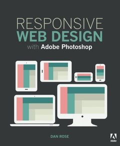Responsive Web Design with Adobe Photoshop (Paperback)-cover