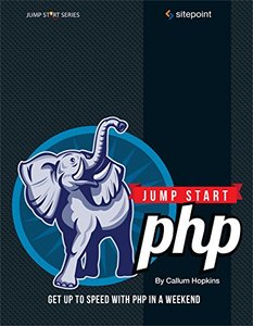 Jump Start PHP Paperback-cover