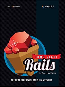 Jump Start Rails Paperback-cover