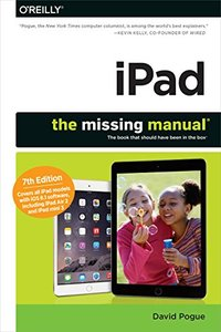 iPad: The Missing Manual Paperback