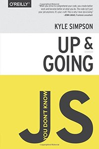 You Don't Know JS: Up & Going (Paperback)-cover