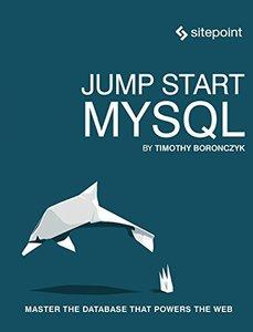 Jump Start MySQL Paperback-cover