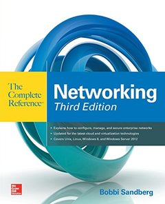 Networking The Complete Reference, 3/e (Paperback)-cover