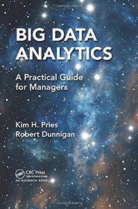 Big Data Analytics: A Practical Guide for Managers (Hardcover)-cover