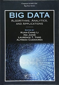 Big Data: Algorithms, Analytics, and Applications (Hardcover)-cover