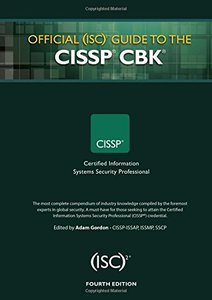 Official (ISC)2 Guide to the CISSP CBK, 4/e (Hardcover)-cover