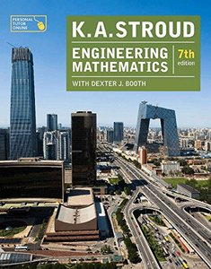 Engineering Mathematics, 7/e (Paperback)-cover