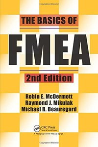 The Basics of FMEA, 2/e (Paperback)-cover