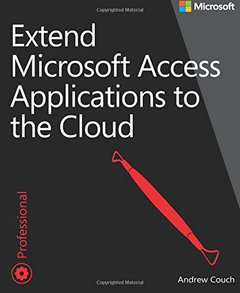 Extend Microsoft Access Applications to the Cloud (Paperback)-cover