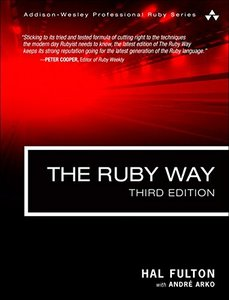 The Ruby Way: Solutions and Techniques in Ruby Programming, 3/e (Paperback)-cover
