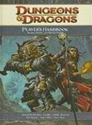 Dungeons & Dragons Player's Handbook: Arcane, Divine, and Martial Heroes, 4/e (Hardcover)-cover