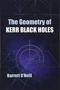 The Geometry of Kerr Black Holes (Paperback)-cover