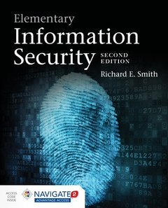 Elementary Information Security (Paperback)-cover