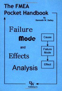 The FMEA Pocket Handbook (Paperback)-cover