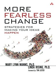 More Fearless Change: Strategies for Making Your Ideas Happen Paperback-cover