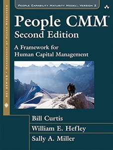 The People CMM: A Framework for Human Capital Management,  2/e(Paperback)-cover