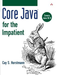 Core Java for the Impatient (Paperback)-cover