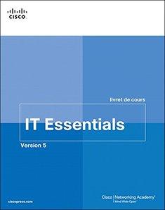 IT Essentials livret de cours, Version 5 (FRENCH) Paperback-cover
