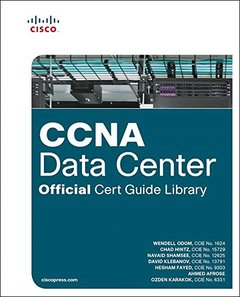 CCNA Data Center Official Cert Guide Library (Hardcover)-cover