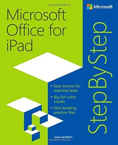 Microsoft Office for iPad Step by Step Paperback-cover