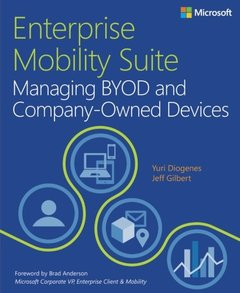 Enterprise Mobility Suite Managing BYOD and Company-Owned Devices (Paperback)-cover