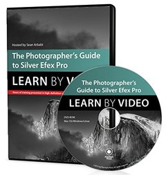 The Photographer's Guide to Silver Efex Pro: Learn by Video DVD-ROM-cover