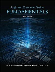 Logic & Computer Design Fundamentals (5th Edition) Hardcover