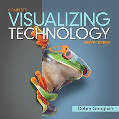 Visualizing Technology Complete, 4/e(Hardcover)-cover