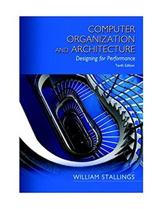 Computer Organization and Architecture, 10/e (Hardcover)(美國原版)-cover