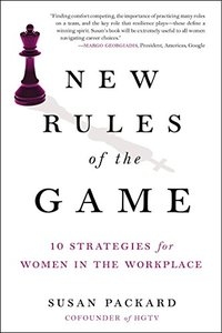 New Rules of the Game: 10 Strategies for Women in the Workplace-cover