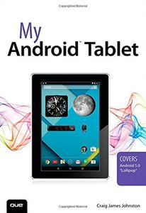 My Android Tablet Paperback-cover