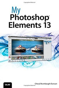 My Photoshop Elements 13 Paperback-cover